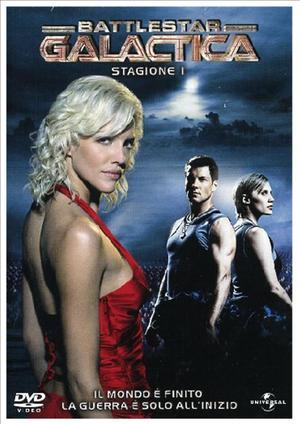 DVD TV GALACTICA - STAGIONE 1