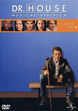 "DVD SERIE TV ""DR HOUSE"" - STAGIONE 1"