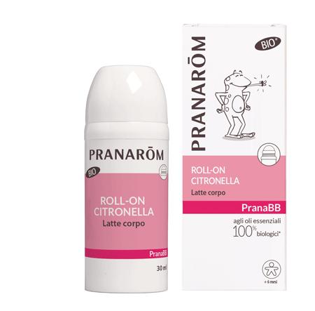 Pranarom - Roll on Citronella PranaBB bio