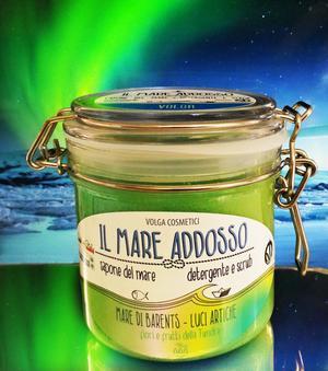 Il Mare Addosso – Il Mare di Barents – Luci artiche.