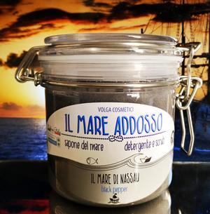 Il Mare Addosso – Il Mare di Nassau – Black Pepper
