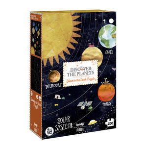 Puzzle Discover the Planets
