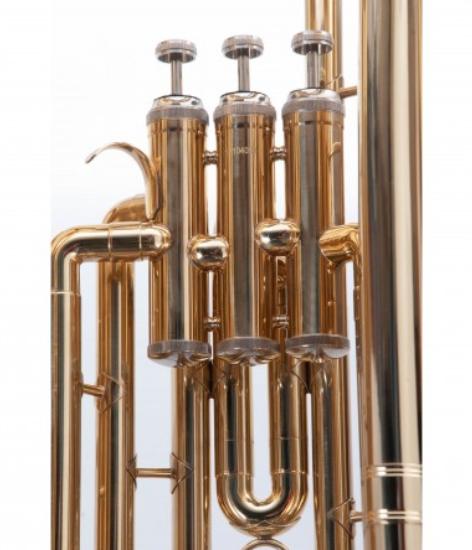 Grassi STU300 basso tuba sib 3 pistoni Spedizione Gratuita!