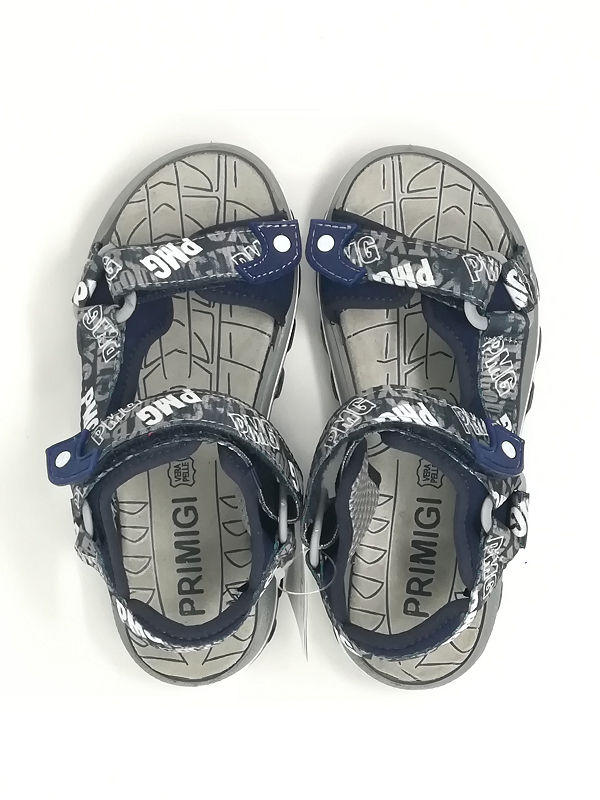 Sandalo Tessuto Strappi - PRIMIGI