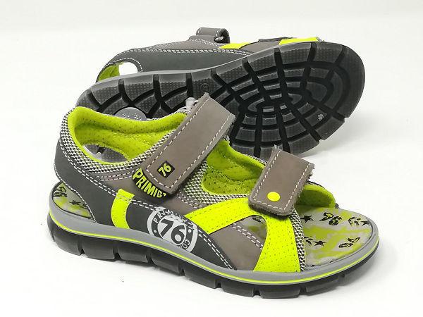 Sandalo Pelle Strappi - PRIMIGI