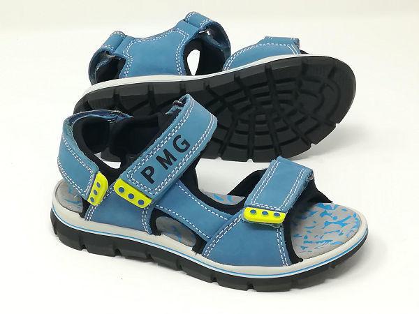 Sandalo Nabuk Strappi - PRIMIGI