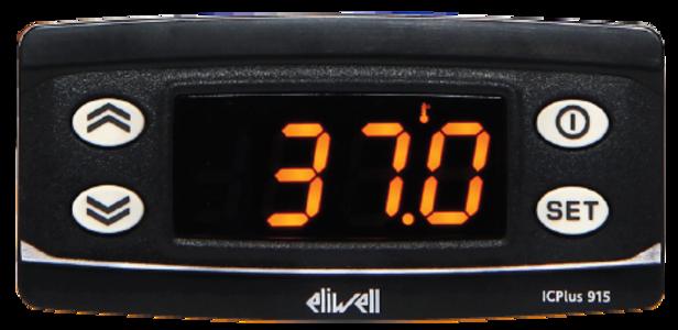 Eliwell ICPlus 915 JK PT100 230V - ICP22JI750000