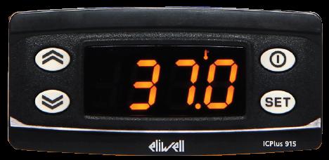 Eliwell ICPlus 915 JK PT100 12-24Vac-dc - ICP22JI450000