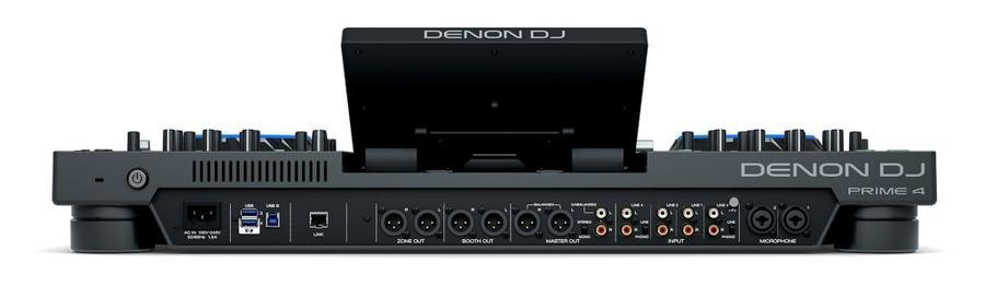Prime 4 Denon Dj Consolle