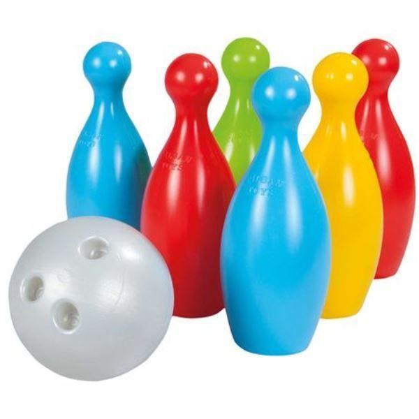 Bowling Set 6 Birilli - Pilsan - 419 - 10+ mesi