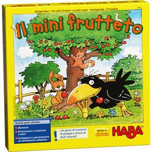 Il mini frutteto