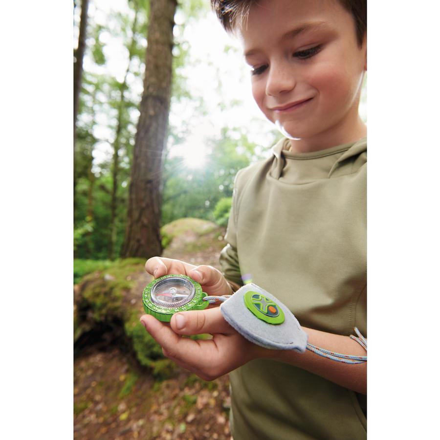 Bussola tascabile Terra Kids