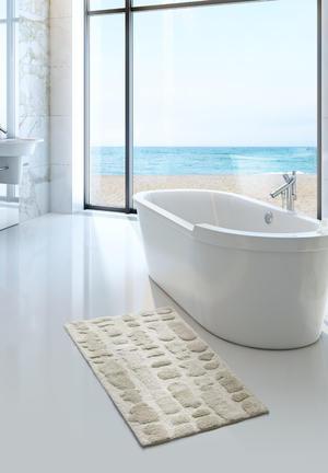 Tappeto da bagno Carrara
