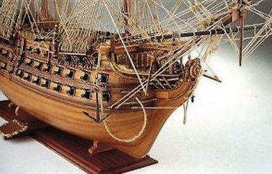 Scatola di Montaggio in Legno Nave H.M.S. VICTORY  di Corel - Offerta di Mondo Nautica 24