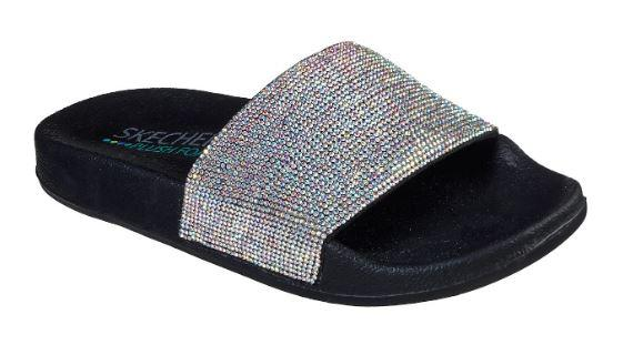 Ciabatta Pop Ups Nero - SKECHERS