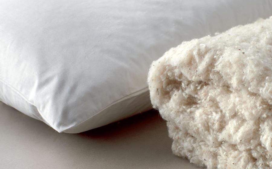 FIOCCO COTONE  Guanciale in fresco cotone