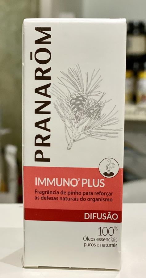 Miscela oli essenziali bio immunostimolante e igienizzante