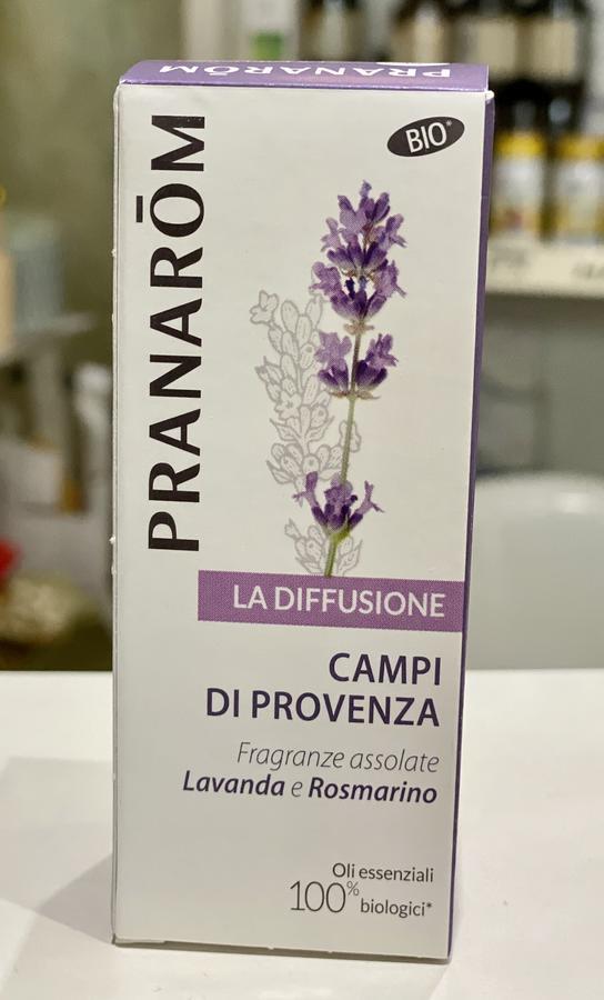 Miscela oli essenziali bio fragranza provenzale