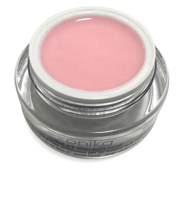 Gel Milky Builder Pink - 15 ml