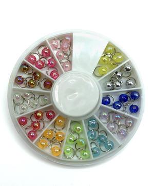 Ruota piercing per unghie