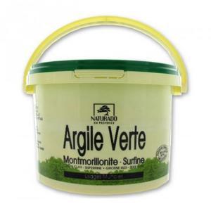Argilla Verde della Provenza - 2.5 kg