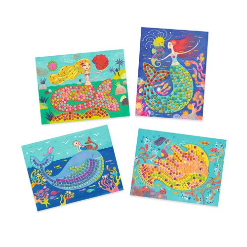 Mosaici Canto delle sirene