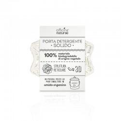 Officina naturae - Porta detergente solido compostabile