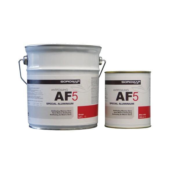 Antivegetativa AF5 di Soromap LT. 16  a Matrice Dura Colori a Scelta - Offerta di Mondo Nautica 24