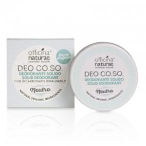 Officina naturae - Deo Co.So. Deodorante solido Neutro