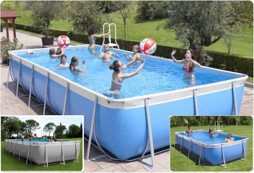 0943k piscina new plast kit laguna 800 h 125 con filtro sabbia - Filtro a sabbia piscina ...