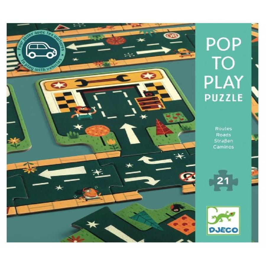 Puzzle Pop To Play Strade