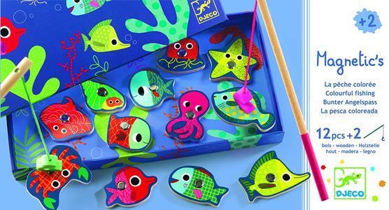 Pesca magnetica Colori