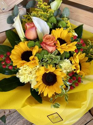 Bouquet Girasole 2
