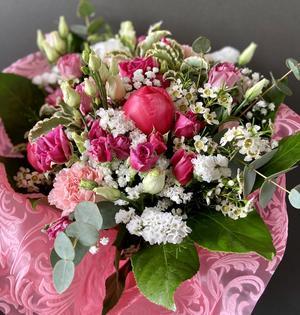 Bouquet Rosa 2