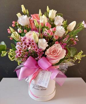 Flower Box Rosa 3