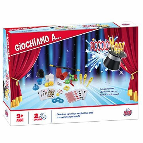 Il Piccolo Mago - Grandi Giochi - 90029 - 3+ anni