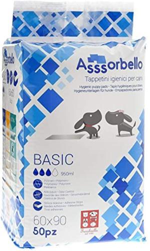 Assorbello Tappetini - Traversine 60x90 - 50 pz.