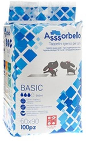 Assorbello Tappetini - Traversine 60x90 - 100 pz.