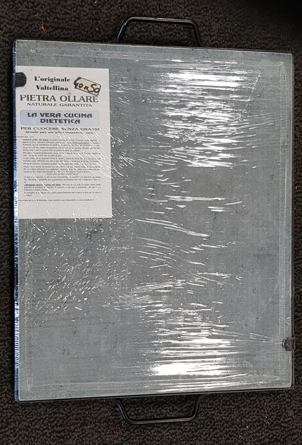 Pietra Ollare 40x50 cm con Telaio