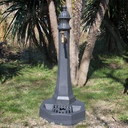 Fontana a pavimento in ghisa carinzia 104 cm 55492
