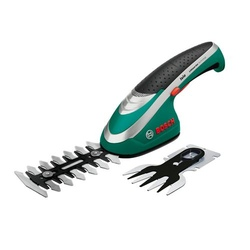 Bosch Isio - Set con due lame - Tosaerba/Sfoltirami a batteria litio 201141