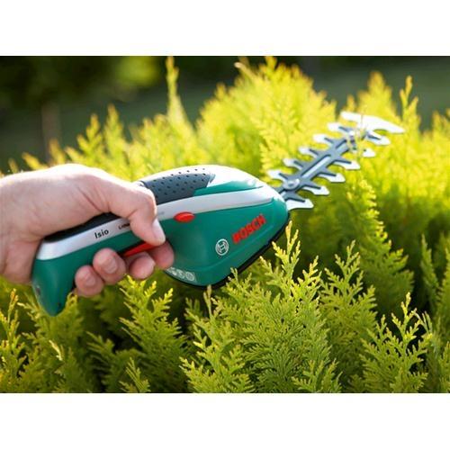 Bosch Isio - Set con due lame - Tosaerba/Sfoltirami a batteria litio 201141