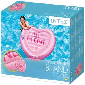 Intex Isola Cuore 145x142cm - Intex - 58789
