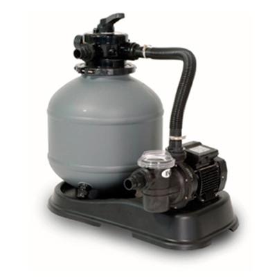 Pompa a sabbia 5,00 m3/h professionale New plast Technypools monoblocco TF/S 500
