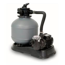 Pompa a sabbia 15,00 m3/h professionale New plast Technypools monoblocco TF/S 1500