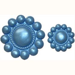 mould silicone per realizzare 3 medaglioni