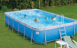 9983k Technypools 1486x566x125 Piscina CALIFORNIA 1500 MAXI