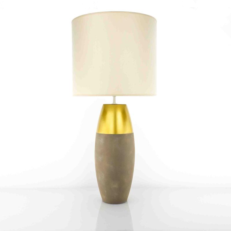 Lampada Sfero Grey Gold