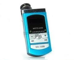 Trasmettitore FM MP3 auto con bluetooth con accendisigari