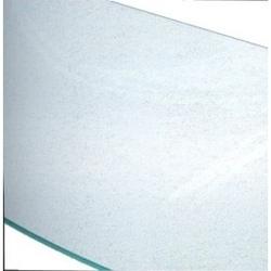 Accessori - Top in Vetro per Tavolino salotto mod. Linosa 80X50X0,5H Cm
